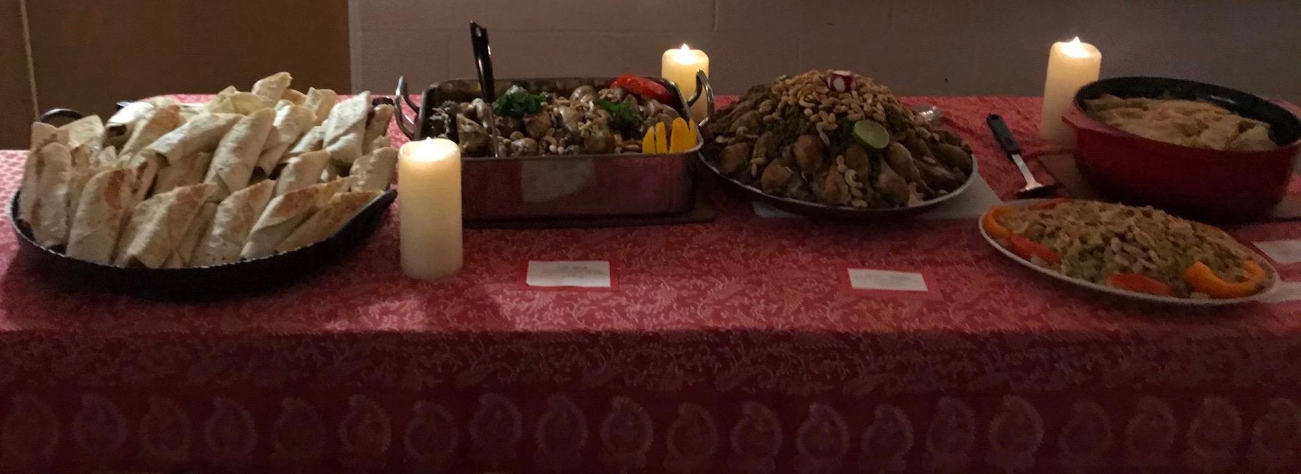 Syrian Feast